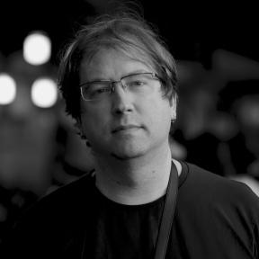 Portrait of Jeffrey Bardzell